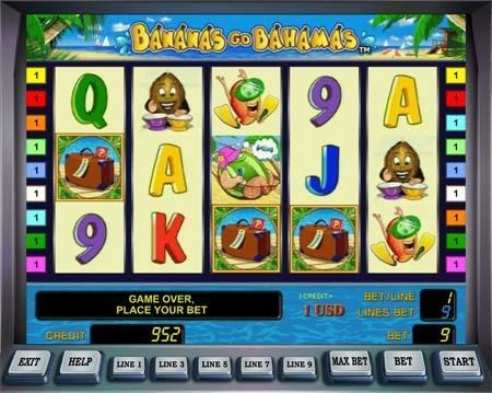 Бананы на багамах игровые автоматы демо бесплатно и без регистрации